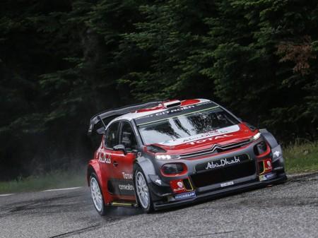 Sébastien Loeb también pilotará el C3 WRC en tierra