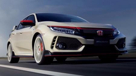 El nuevo Honda Civic Type R 2017 estrena gama de accesorios en Japón