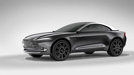 Aston Martin DBX: aparecen los primeros detalles del crossover