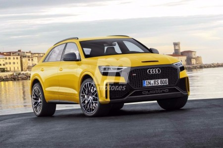 Audi registra en Europa la denominación RS Q8, ¿llegaremos a verlo?