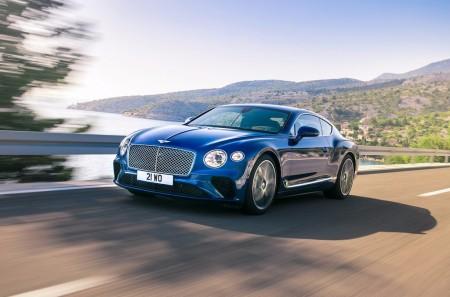 Desvelado el nuevo Bentley Continental GT 2018: aún más lujoso y tecnológico