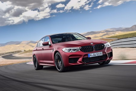 BMW M5 First Edition 2018: exclusividad limitada a 400 unidades