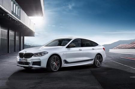 Así luce el nuevo BMW Serie 6 GT 2018 con los accesorios M Performance