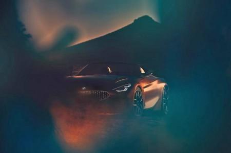 BMW nos revela el roadster conceptual que presentará en Pebble Beach