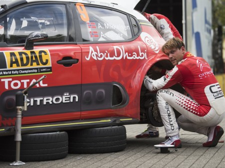 Citroën asumirá riesgos en la evolución del C3 WRC de 2018