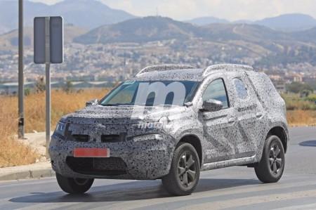 Cuenta atrás para el debut del Dacia Duster 2018: lo veremos en Frankfurt