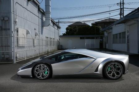 El nuevo Kode 0 de Ken Okuyama esconde un Lamborghini Aventador