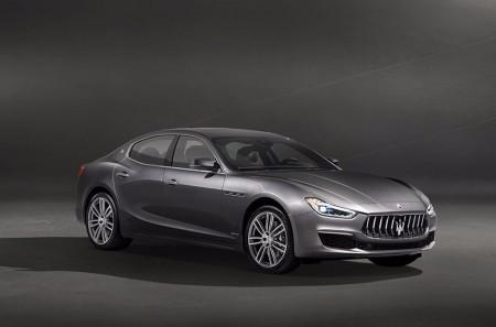 Maserati Ghibli GranLusso 2018: primeras imágenes antes de su puesta de largo