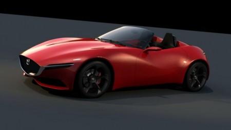 Mazda revela las alternativas de diseño descartadas del MX-5 ND