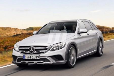 Mercedes Clase C All-Terrain: la versión que le falta al Clase C