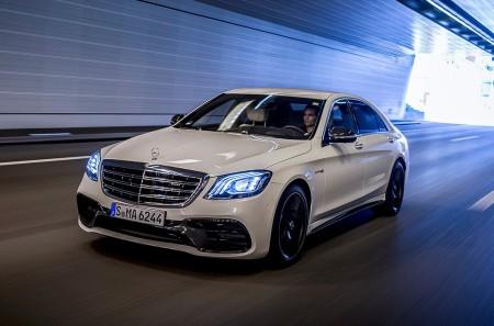 La gama del Mercedes Clase S 2017 incorpora nuevas versiones
