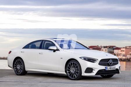 Te adelantamos el diseño del futuro Mercedes Clase CLS 2018