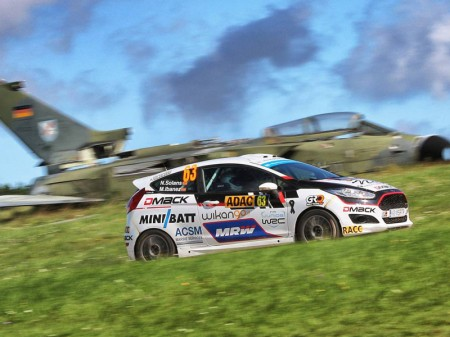 Nil Solans y Miki Ibáñez son los campeones del WRC3