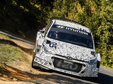 Solans y López están entre los pilotos que evalúa Hyundai