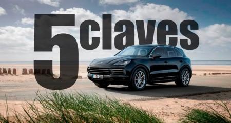 Porsche Cayenne 2018: la nueva generación del SUV en 5 claves