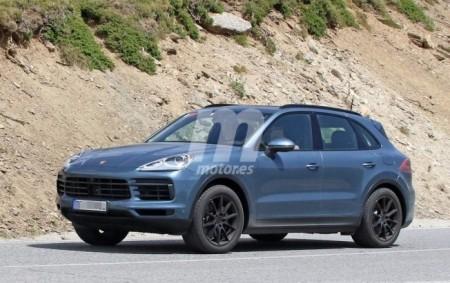 El nuevo Porsche Cayenne 2018 será presentado este mes
