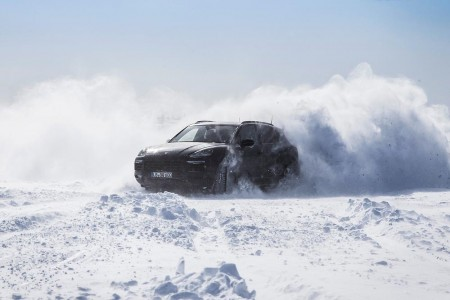 Porsche nos adelanta el nuevo Cayenne mostrándonos su desarrollo