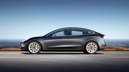 Filtrado: El Tesla Model 3 estándar contará con baterías de 50 kWh