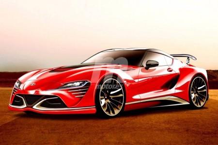 Toyota Supra: así será el nuevo deportivo japonés