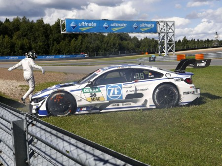Año a contracorriente de BMW Motorsport en el DTM