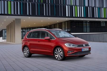 Volkswagen Golf Sportsvan 2018: se renueva la opción más flexible
