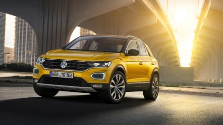 El nuevo Volkswagen T-ROC 2018 ya es oficial y estos son todos sus datos