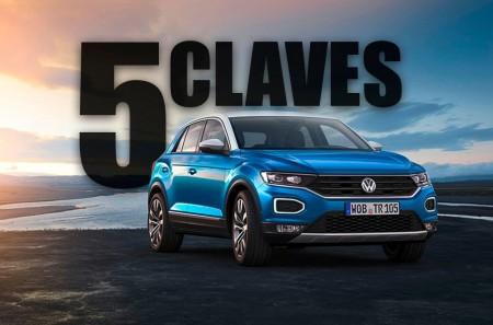 Volkswagen T-ROC, analizamos las 5 claves de su presumible éxito