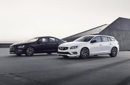 Los nuevos Volvo S60 y V60 Polestar reciben un tratamiento de fibra de carbono