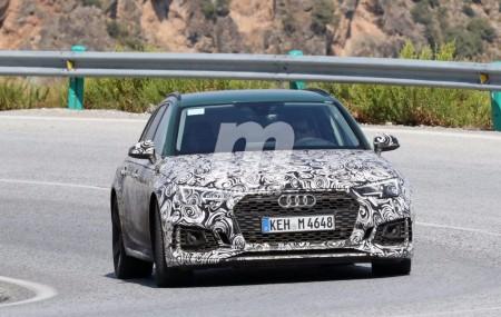 El nuevo Audi RS4 Avant podría ser presentado en el Salón de Frankfurt