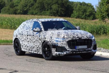 El Audi SQ8 está en marcha: primeras fotos de la versión más deportiva