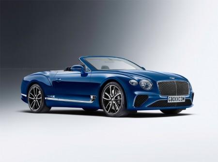 Bentley Continental GTC 2018: así será la nueva versión descapotable