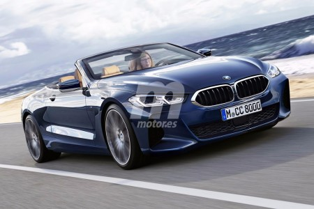 BMW Serie 8 Cabrio: así lucirá el nuevo descapotable de lujo de BMW