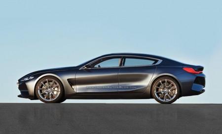 BMW revela nuevos códigos de chasis confirmando el Serie 8 Gran Coupé