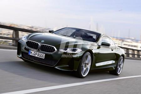 BMW Serie 8: así será el nuevo Gran Turismo bávaro