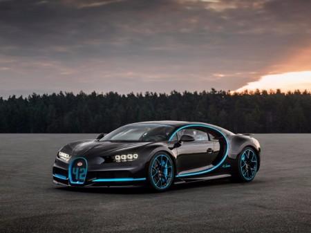 Bugatti y Juan Pablo Montoya llevan al Chiron a un nuevo récord de velocidad