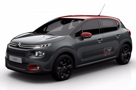 Citroën C3 #97 Edition: espíritu racing para el utilitario francés