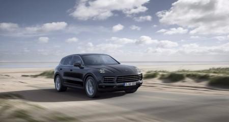 El sistema Porsche Connect amplía sus posibilidades en el nuevo Cayenne