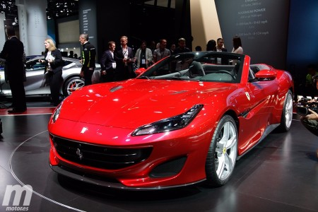 El Ferrari Portofino en su espectacular primer vídeo oficial