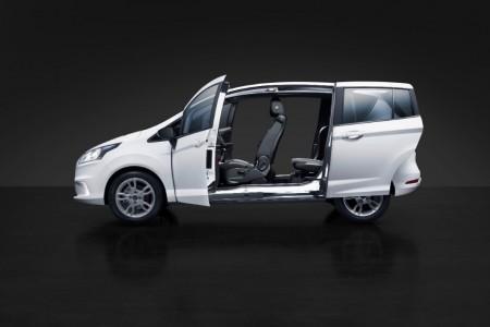 El Ford B-Max se deja de fabricar y desaparece del mercado