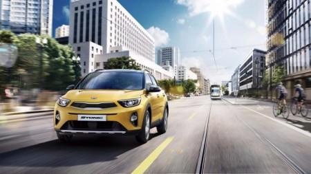 El nuevo Kia Stonic será electrificado con un sistema semihíbrido