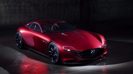 Mazda llevará un concepto con motor rotativo al Salón de Tokyo