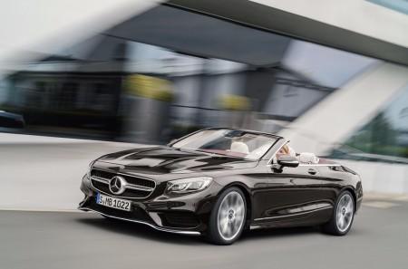 Mercedes Clase S Cabrio 2018: la renovación llega al descapotable de lujo
