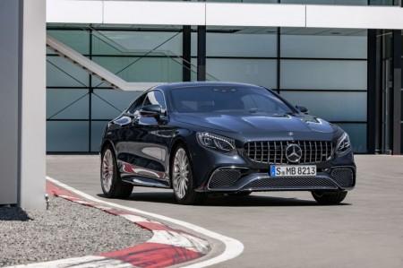 Mercedes Clase S Coupé 2018: gran actualización para la gama coupé