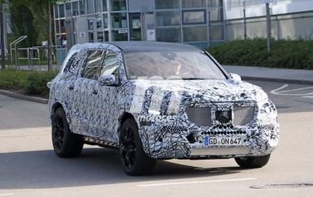 Mercedes GLS: la tercera generación ya ha iniciado sus pruebas