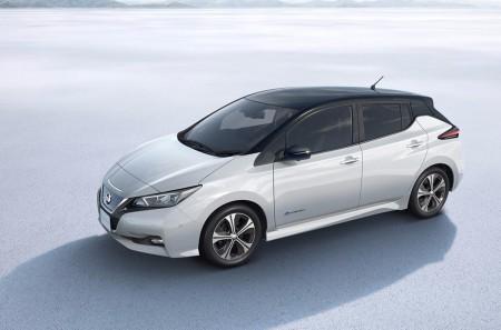 Nissan Leaf: nueva batería de 60 kWh y 362 kms de autonomía EPA en 2018