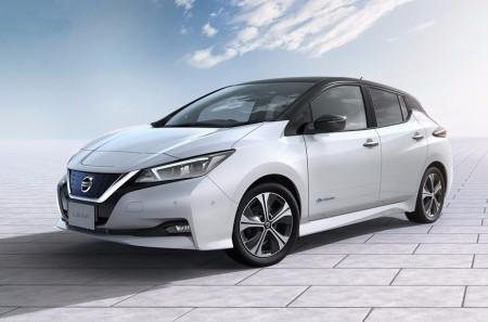 Nissan Leaf 2018: llega la nueva generación del coche eléctrico de masas