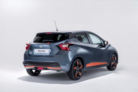 Nissan revela que los clientes apuestan por colores opuestos a su personalidad