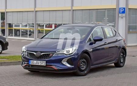 El Opel Astra también contará con las siglas GSi