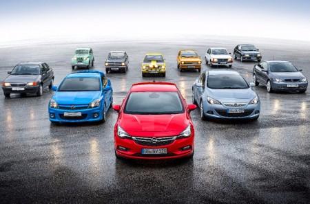El Opel Astra K supera el medio millón de unidades vendidas