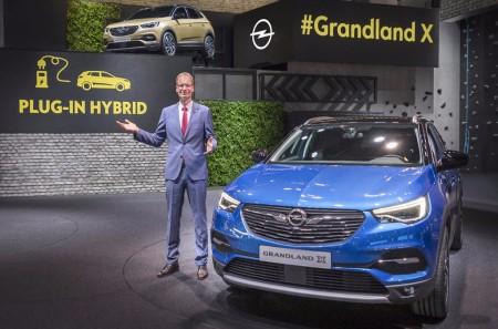Opel Grandland X PHEV: anunciado el primer híbrido enchufable de Opel